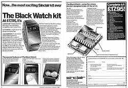 Sinclair Black Watch