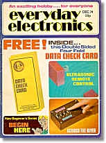 Everyday Electronics, Dec. 74